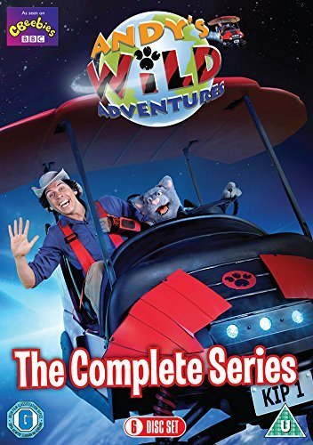 Andy's Wild Adventures - The Complete Series (6 disc) [6 DVDs] [UK Import]