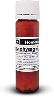 Staphysagria 30C Homeopathic Remedy - 200 Pellets