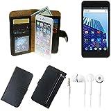 K-S-Trade® TOP Set Für Archos 50 Access 3G Portemonnaie