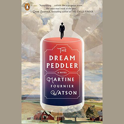 The Dream Peddler audiobook cover art