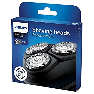 Philips SH30/50 Replacement Blades for Series 1000/3000 Electric Shavers from Philips