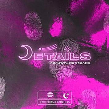 Details (Tensnake Remix)