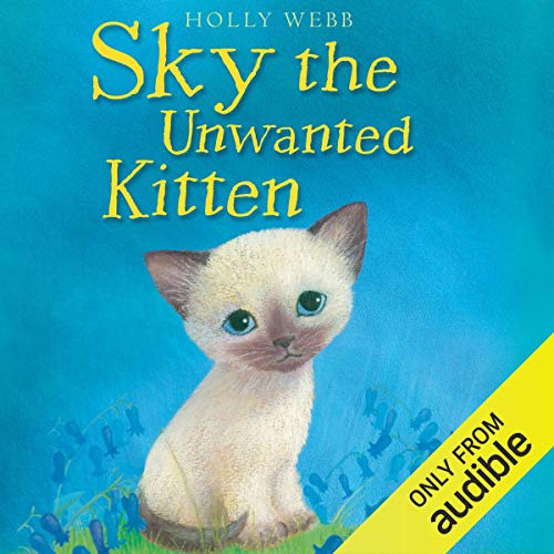 Sky the Unwanted Kitten copertina