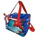 ARDITEX SM13640 Bolsa isotérmica 22.5x15x16.5cm de Marvel-Spiderman