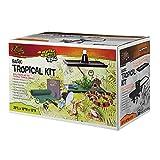 Zilla Basic Tropical Reptile Starter Kit, 10...