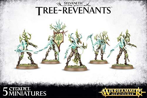 Warhammer Age of Sigmar - Sylvaneth - Tree-Revenants - Games Workshop