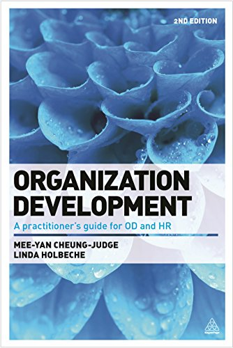 Organization Development A Practitioners Guide For Od And Hr