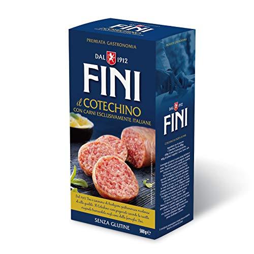 FINI - COTECHINO CARNE ITALIANA FINI - 500 G