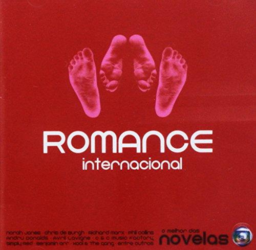 Romance Internacional: Best of Novelas [CD]