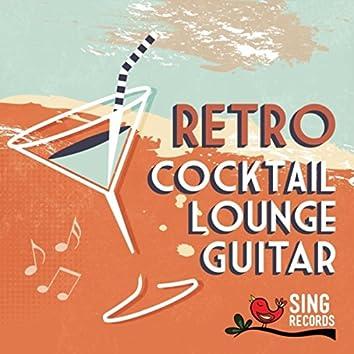 Retro Cocktail Lounge Guitar