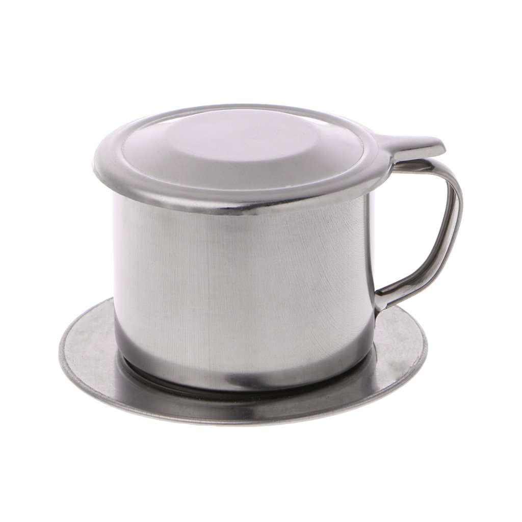 Milue Vietnamese Coffee Filter Stainless Buy Online In Cambodia At Desertcart