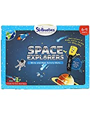 Skillmatics Educational Game: Space Explorers, Multi-Colour, 6-9 Years, SKILL06SEB