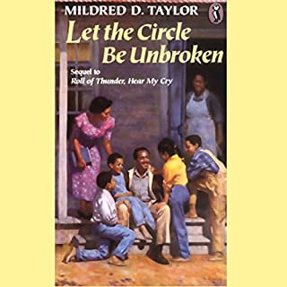 Let the Circle Be Unbroken audiobook cover art