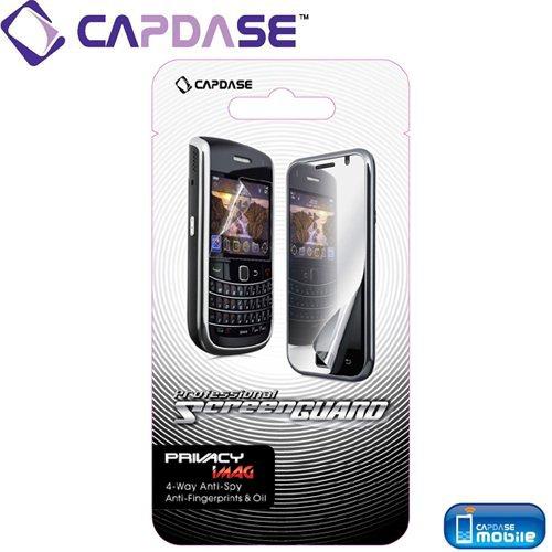 CAPDASE 日本正規品 EMOBILE Sony Ericsson mini S51SE / Xperia Mini 2 ST15i Professional Screen Guard PRIVACY iMAG '4-Way Anti-Spy & An