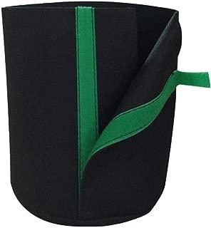 Bolsa Maceta Geotextil con asas para el cultivo Flexapot® Beige 5 GAL 19L