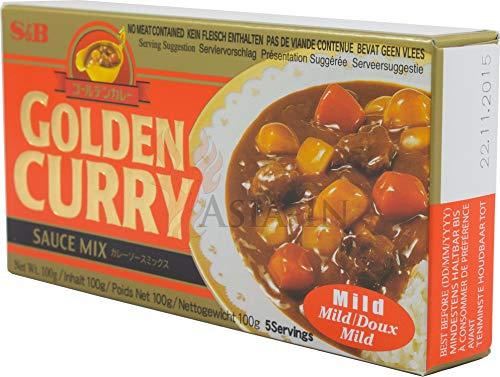 S&B Golden Curry, Mild