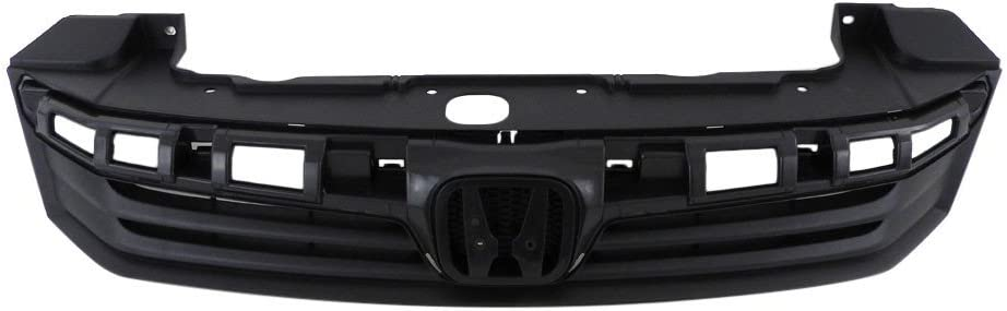 Perfit Liner New Front Black おトク 今だけ限定15%OFFクーポン発行中 Grille Grill With Compatible HONDA