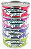 Trader Joe's Albacore Tuna Fish 4 Variety Sampler...