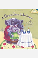 A Grandma Like Yours: A Grandpa Like Yours (General Jewish Interest) Hardcover
