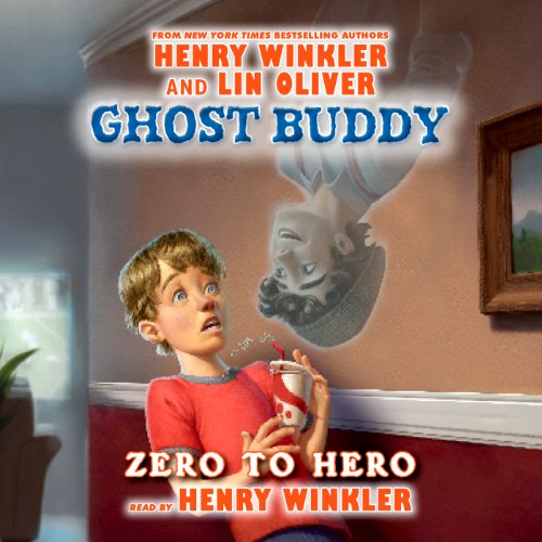 Ghost Buddy: Zero to Hero audiobook cover art
