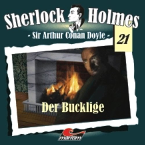 Der Bucklige audiobook cover art