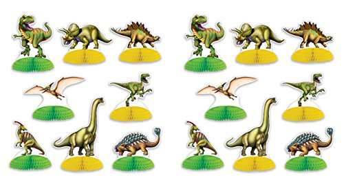 Dinosaurier Mini Tischaufsätze