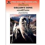 Alfred 00-SOM03007 Gollum s Song-de El Se-or de los Anillos-Las Dos Torres - Music Book