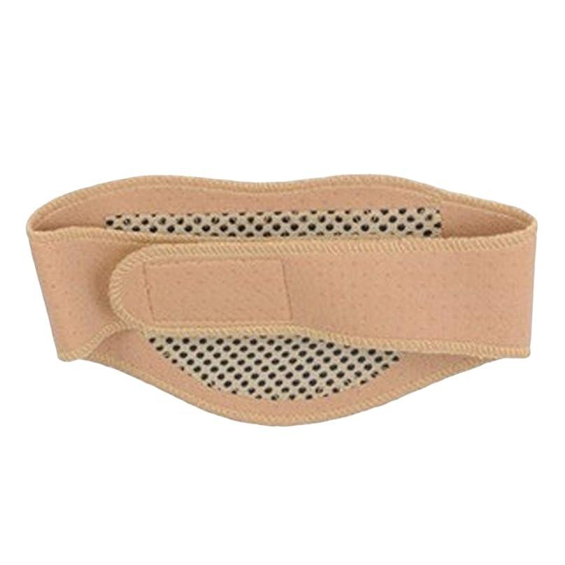 音楽曲線リーンSUPVOX ネックバックストラップサポート自己保護頸椎自発暖房ガード磁気療法ネックブレース