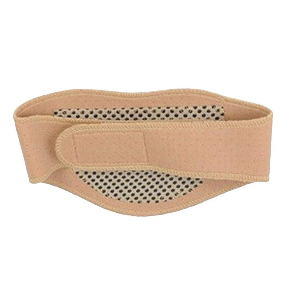 弱い獲物溶かすSUPVOX ネックバックストラップサポート自己保護頸椎自発暖房ガード磁気療法ネックブレース