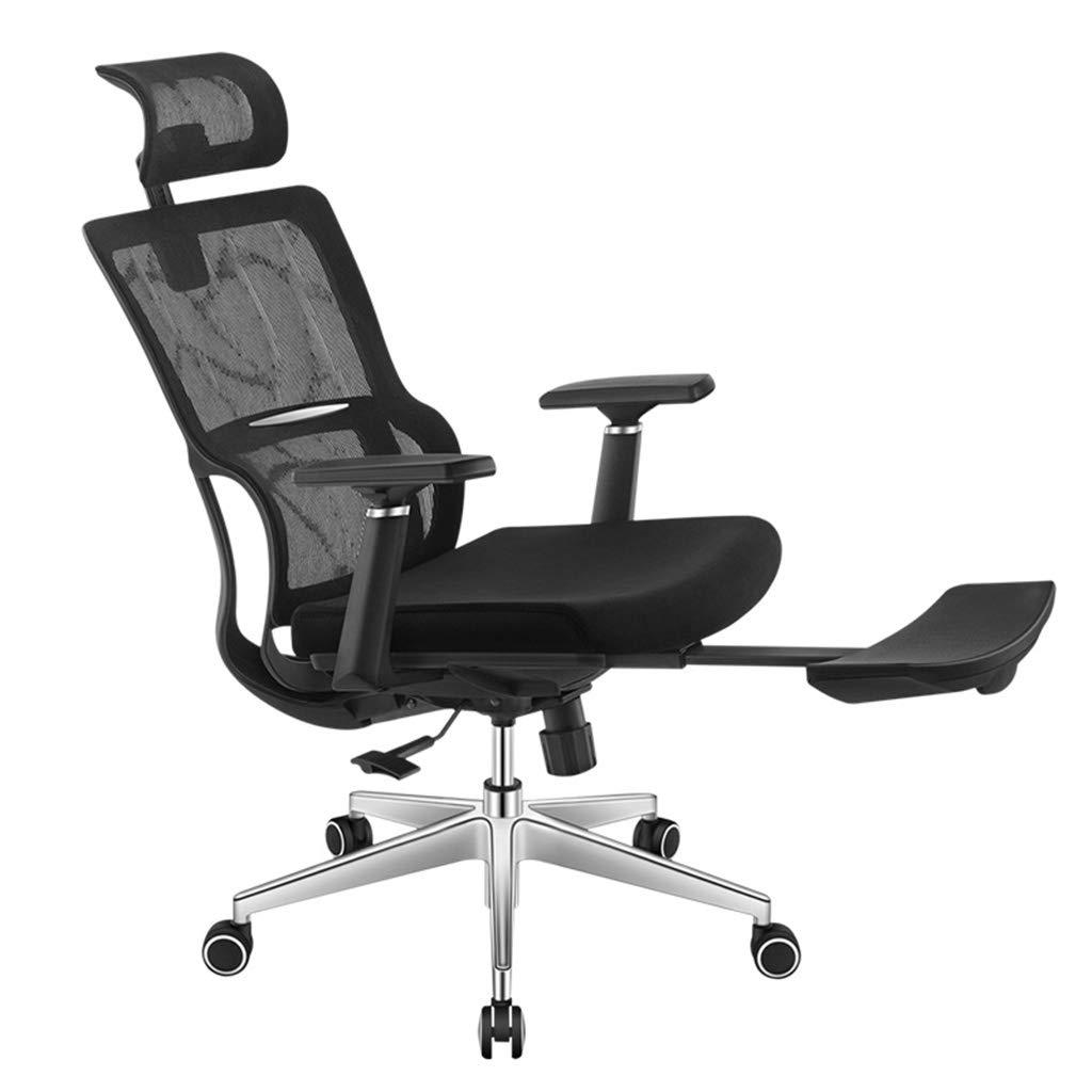 シンプルな回転椅子現代のコンピューターチェアホームコンフォート学習ビデオゲームチェアバックオフィスチェア会議レセプショントレーニングアセンブリチェア快適な座りがちなゲームチェア