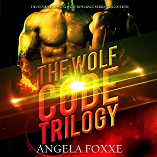 The Wolf Code Trilogy cover art