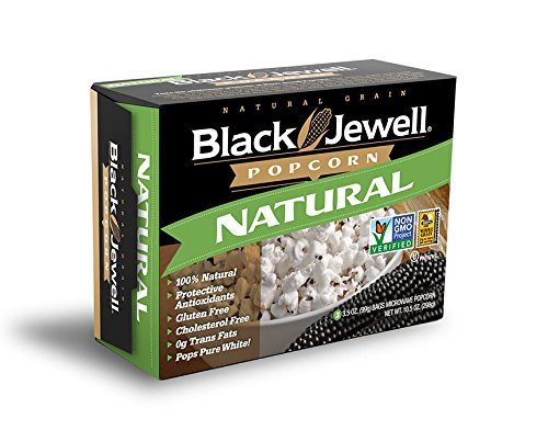 Best Buy! Black Jewell Popcorn Micro Naturl 3ct