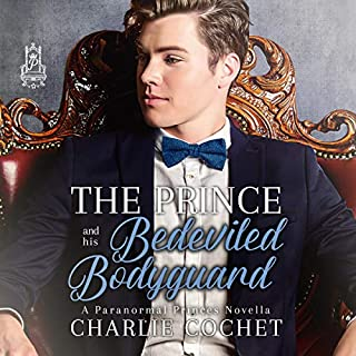 The Prince and His Bedeviled Bodyguard cover art