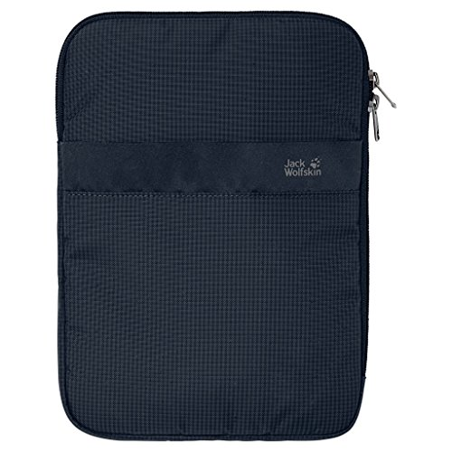 Jack Wolfskin Tablethülle E-Protect 10 Zoll Pouch, Night Blue, 27.5 x 20 x 2.5 cm, 0.001 Liter