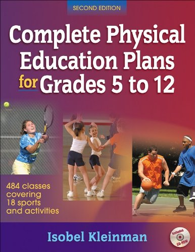 Complete Physical Education Plans For Grades 5 To 12 2nd Ed