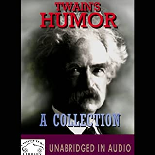 Twain's Humor cover art