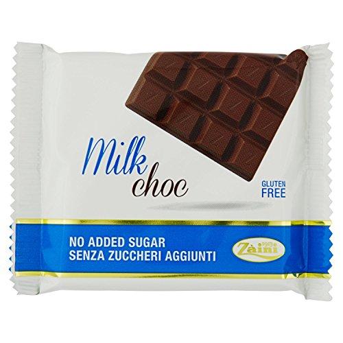 Zaini Tavolette di Cioccolato al Latte - 12 Confezioni da 75 g