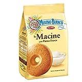 MULINO BIANCO 12 Confezioni biscotti frollini macine 350gr con panna
