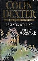 Last Seen Wearing / Last Bus to Woodstock 0330418173 Book Cover