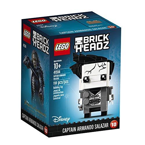 LEGO 41594 Brickheadz Captain Salazar Pirates des Caraïbes