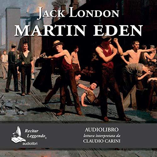 Martin Eden copertina