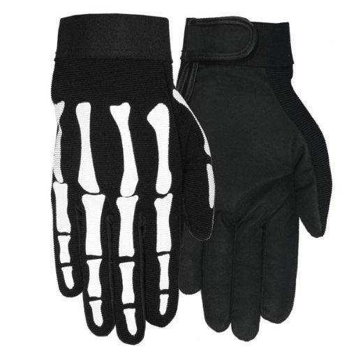 jackets-leather Skeleton Mechanics Gloves (S)