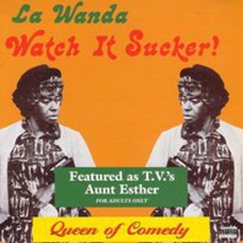 Watch It Sucker! audiobook cover art