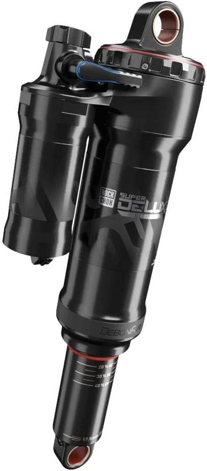 RockShox Unisex's Rear Shock Super Ranking NEW TOP9 205X57.5 Ultimate Deluxe RCT