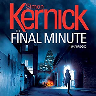 The Final Minute cover art