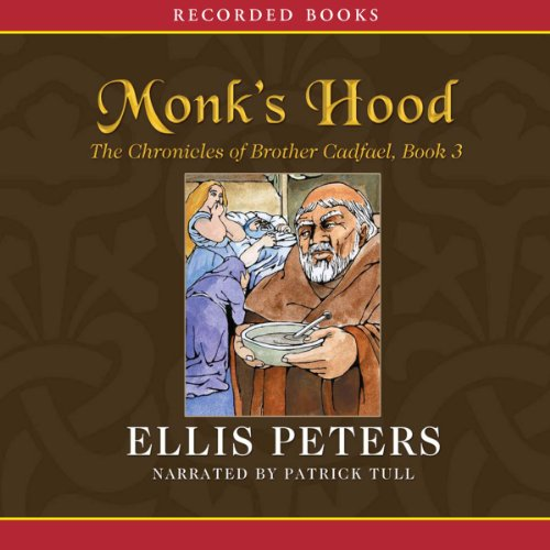 Monk's Hood audiobook cover art