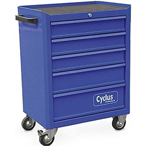 CYCLUS werkplaatswagen gereedschapswagen blauw 45kg 720560 5903111746360
