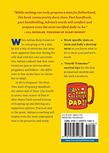 We're Pregnant! The First Time Dad's Pregnancy Handbook