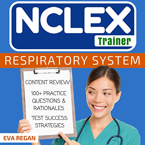 NCLEX: Respiratory System  By  cover art