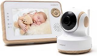 AVAILAND VIGILABEBÉS FOLLOW BABY. Seguimiento automático del bebé. Wooden Edition